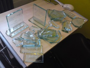 whats left of our awards