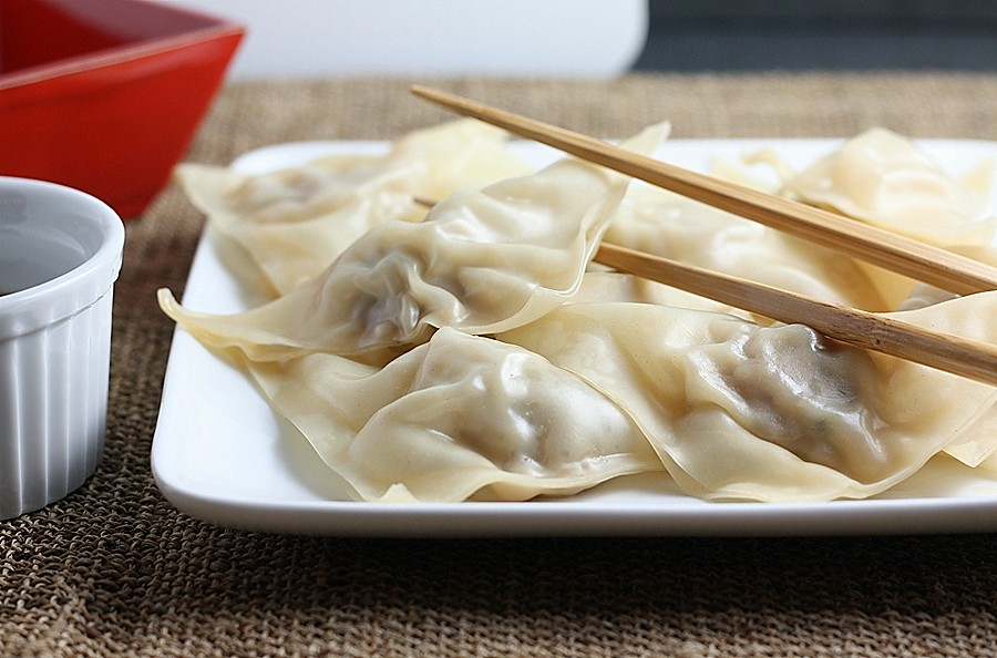 The Best Dumplings in London | Lucy Hewitt