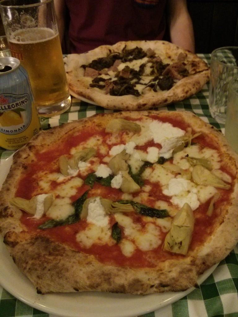 pizza pilgrims restaurant review soho best pizza london